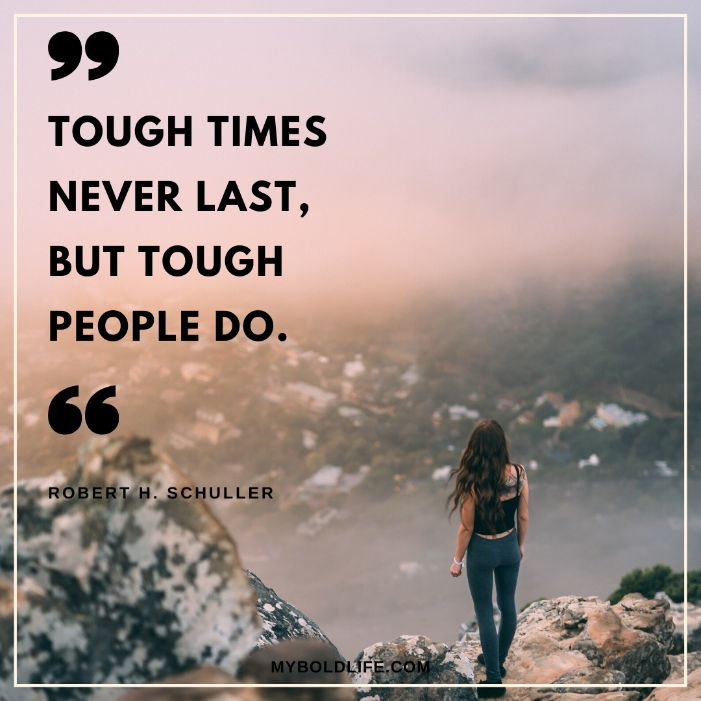 badass quote about toughness