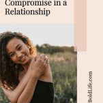 woman smiling in sunshine about relationships